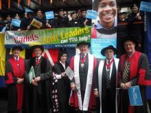 Lord Mayor's Parade 2012